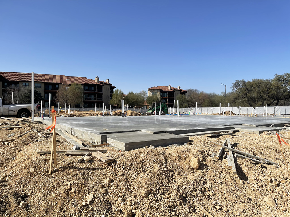 Construction Update: Creating Foundations