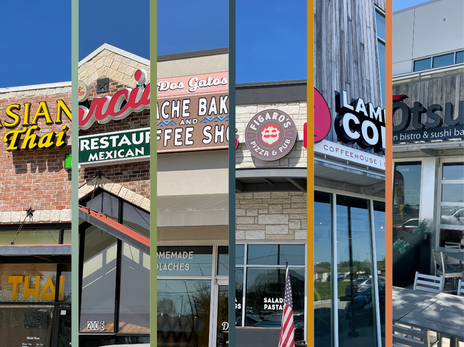 Just Around the Corner: Dining + Takeout
