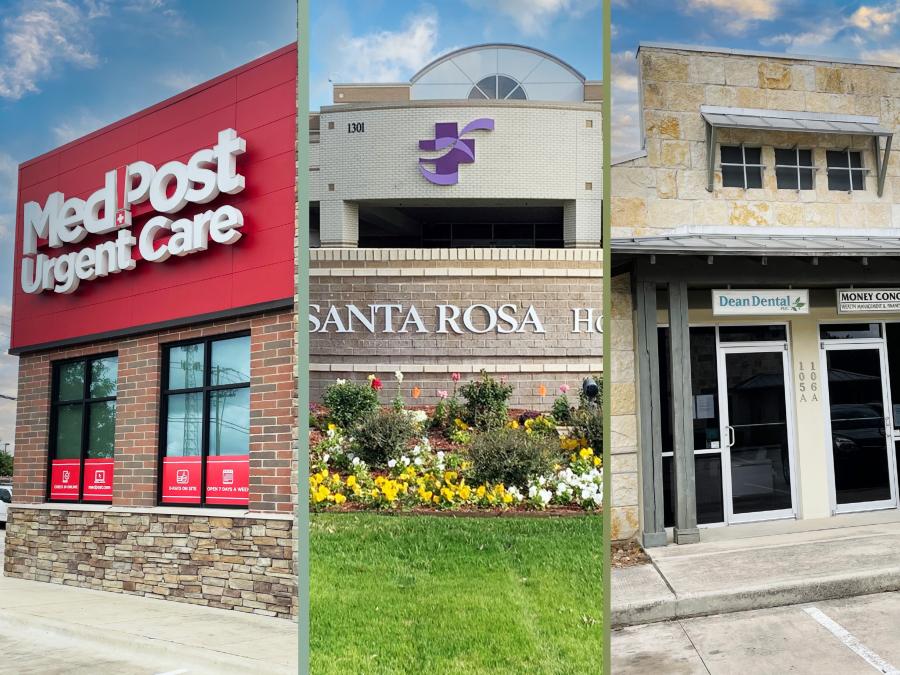Just Around the Corner: Health Services