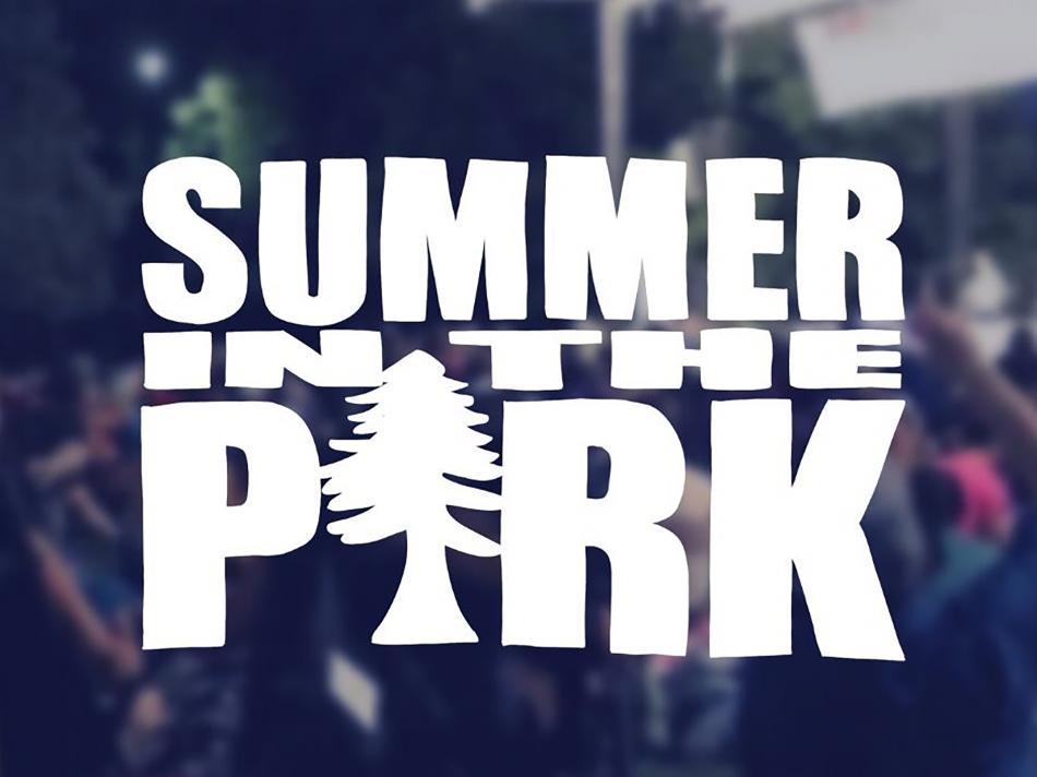 Summer in the Park logo