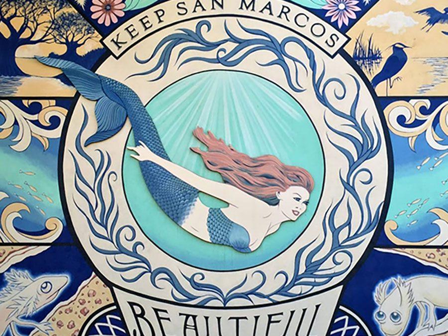 San Marcos Mermaid History + Culture